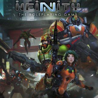 Yu Jing Sourcebook   Infinity RPG