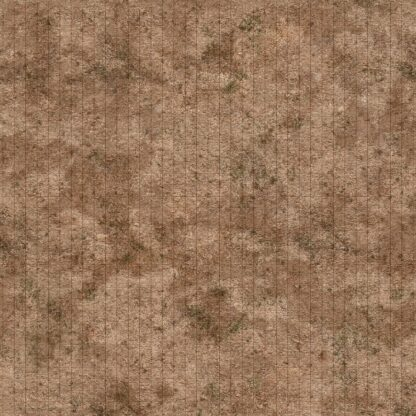 3x3 Adventure Mat - Desert Scrubland side