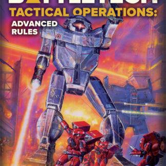 Tactical Operations: Advanced Rules | BattleTech