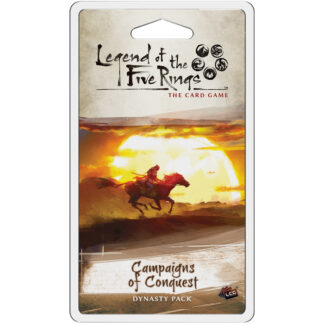 Campaigns of Conquest Dynasty Pack | Legend of the Five Rings Card Game