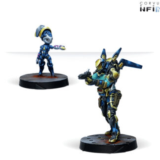 Delta Unit (Doctor, Yudbot-B) | Infinity