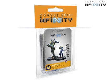 Delta Unit (Doctor, Yudbot-B) Blister | Infinity