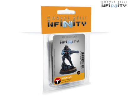 Securitate (Feuerbach) blister pack | Infinity