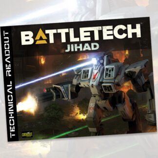 BattleTech Technical Readout: Jihad