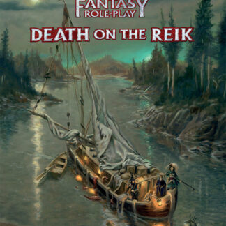 Death on the Reik: Enemy Within Campaign Director's Cut Vol. 2 | Warhammer Fantasy Roleplay