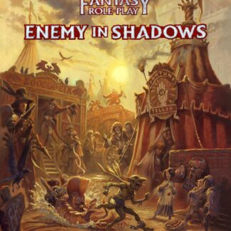 Enemy in Shadows: Enemy Within Campaign Director's Cut Vol. 1 | Warhammer Fantasy Roleplay