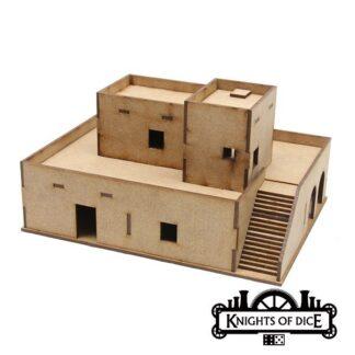 15mm Desert Compound 1 | Knights of Dice Tabula Rasa