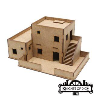 15mm Desert Compound 2 | Knights of Dice Tabula Rasa