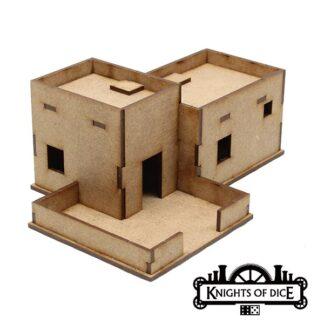 15mm Desert Residence 1 | Knights of Dice Tabula Rasa