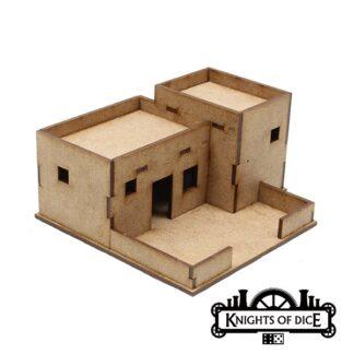 15mm Desert Residence 2 | Knights of Dice Tabula Rasa