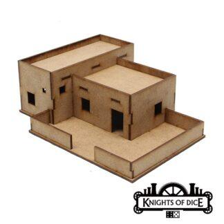 15mm Desert Residence 3 | Knights of Dice Tabula Rasa