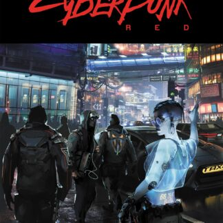 Cyberpunk Red RPG Core Rulebook | R Talsorian Games