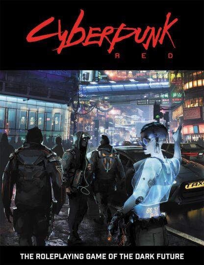 Cyberpunk Red RPG Core Rulebook | R Talsorian Games