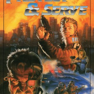 Protect and Serve | Cyberpunk 2020