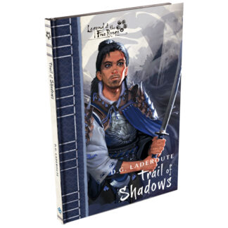 Trail of Shadows Novella | Legend of the Five Rings