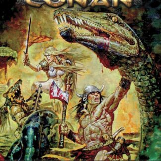 Ancient Ruins & Cursed Cities   Conan, Adventures in an Age Undreamed Of
