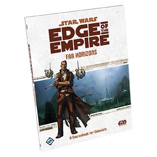 Far Horizons | Star Wars: Edge of the Empire RPG