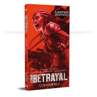Betrayal Graphic Novel Limited Edition | Infinity