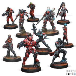 Nomads Action Pack   Infinity