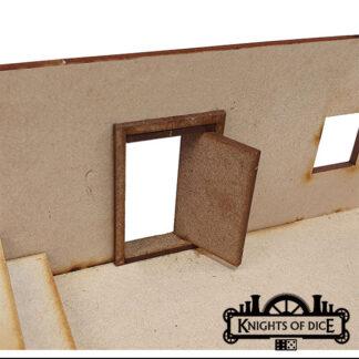 Working Doors for Tabula Rasa Kits