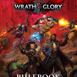 Wrath & Glory Core Rulebook (Revised Edition)