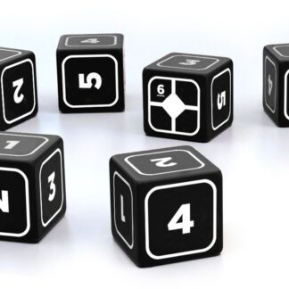 Alien RPG Base Dice Set | ALIEN: The Roleplaying Game