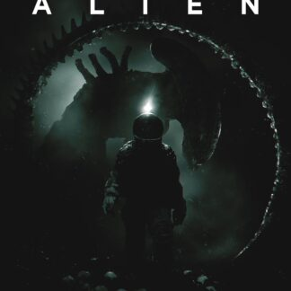 Alien: The Roleplaying Game | Core Rulebook Cover