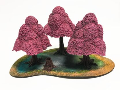 Blossoming Forest | Monster Scenery