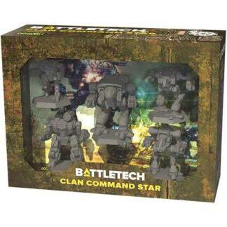 Clan Command Star | BattleTech