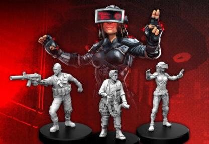 Cyberpunk Red Edgerunners A (Solo - Tech - Netrunner)