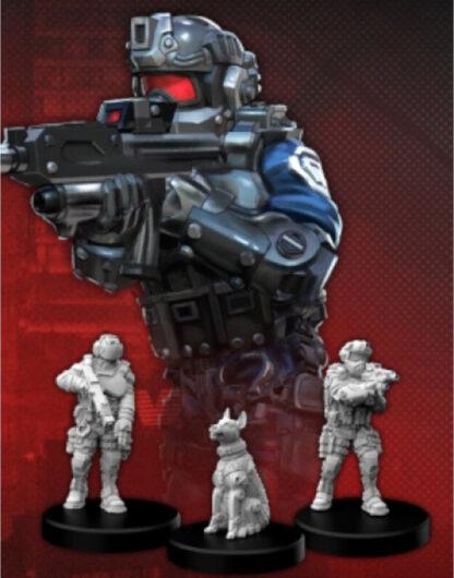Cyberpunk Red Lawmen B (Enforcers)
