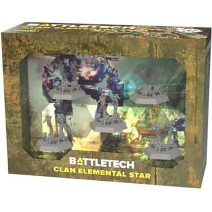 Clan Elemental Star   BattleTech
