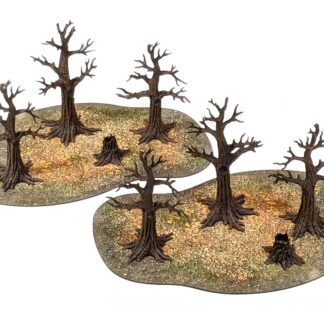 Forsaken Forest | Monster Scenery