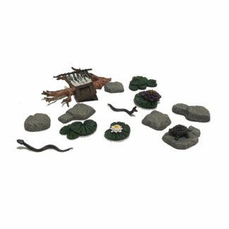 Pond Accessories | Monster Scenery