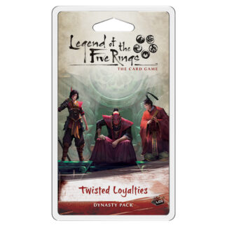 Twisted Loyalties Dynasty Pack | Legend of the Five Rings Card Game