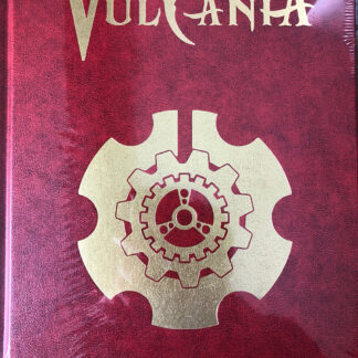 Vulcania Limited Edition Rulebook | Gear Games