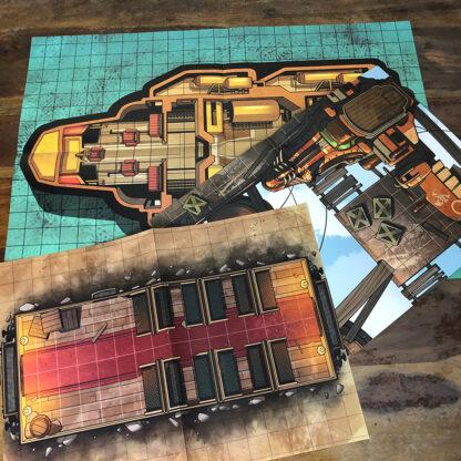 Vulcania Map Pack | Vulcania RPG