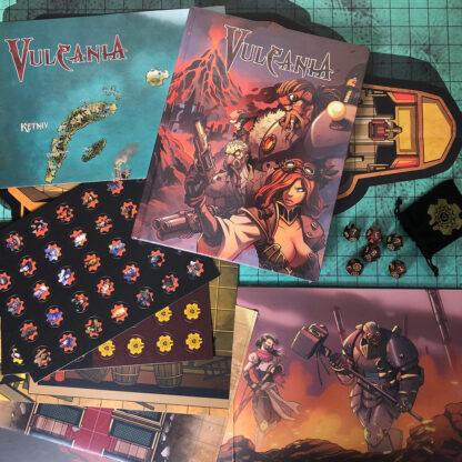 Vulcania RPG Bundle | Gear Games