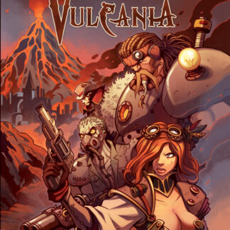 Vulcania Core Rulebook | Gear Games