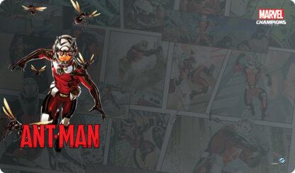 Ant-Man Game Mat full design | Marvel Champions