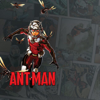 Ant-Man Game Mat | Marvel Champions