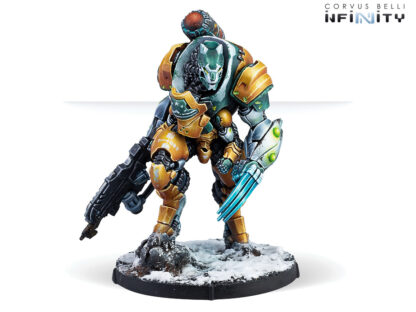 Blue Wolf Mongol Cavalry | Infinity Code One