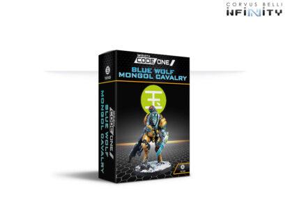 Blue Wolf Mongol Cavalry box | Infinity Code One