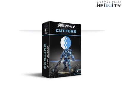Cutters TAG box | Infinity Code One