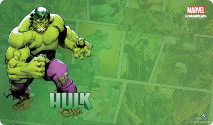 Hulk Game Mat full design | Marvel Champions