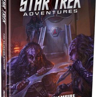 Klingon Empire Core Rulebook | Star Trek Adventures