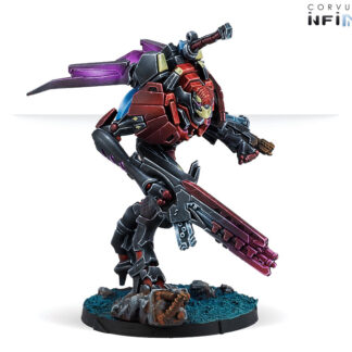 Shasvastii Special Armoured Corp Sphinx | Infinity Code One