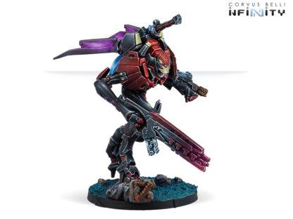 Shasvastii Special Armoured Corp Sphinx   Infinity Code One