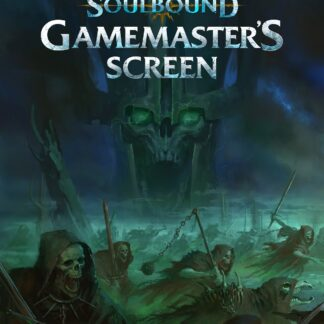 Soulbound Gamemaster's Screen | Warhammer: Age of Sigmar