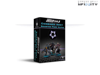 Combined Army Booster Pack Alpha Box | Infinity